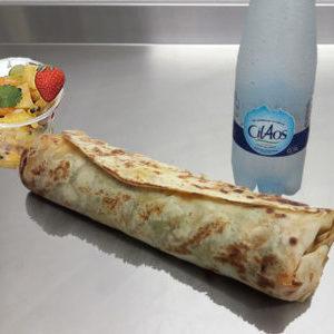 mangez bien,mangez frais.livraison déjeuner sur saint denis 97400